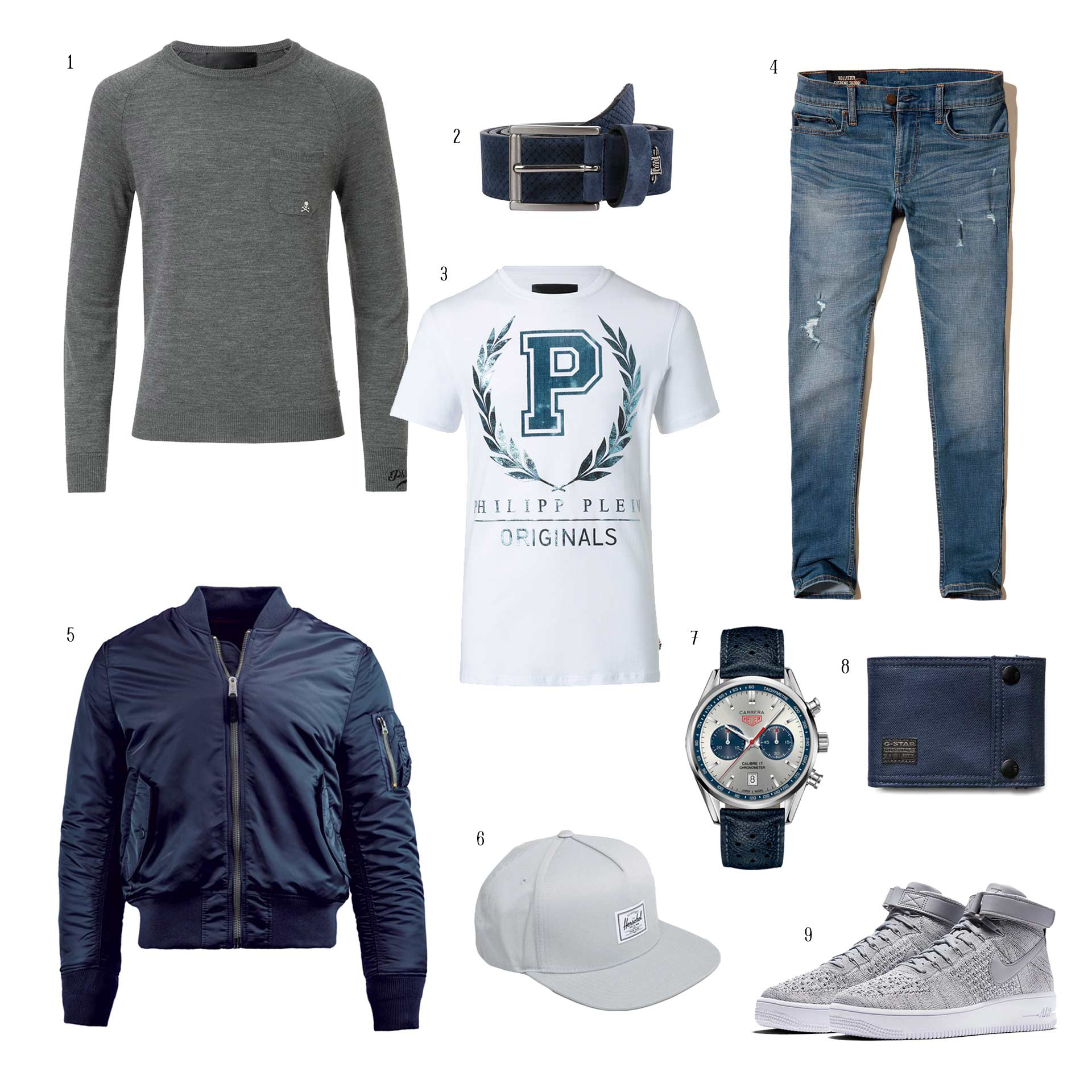 OUTFIT «CASUAL & COMFY» BY A. SERRÁN