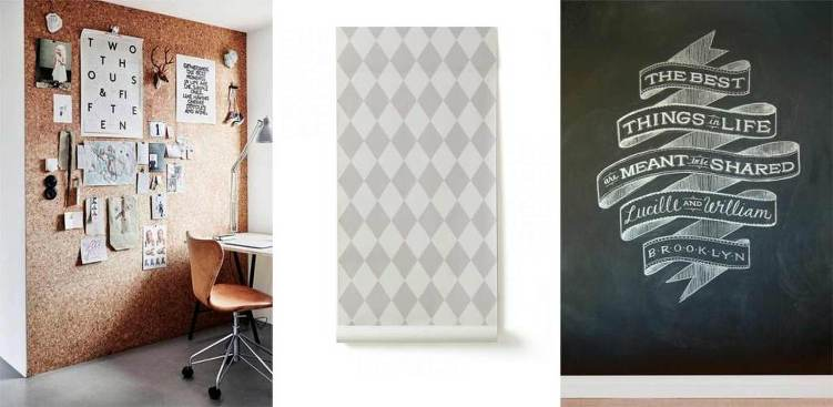 paredes-estudio-corcho-pizarra-papelpintado-pared