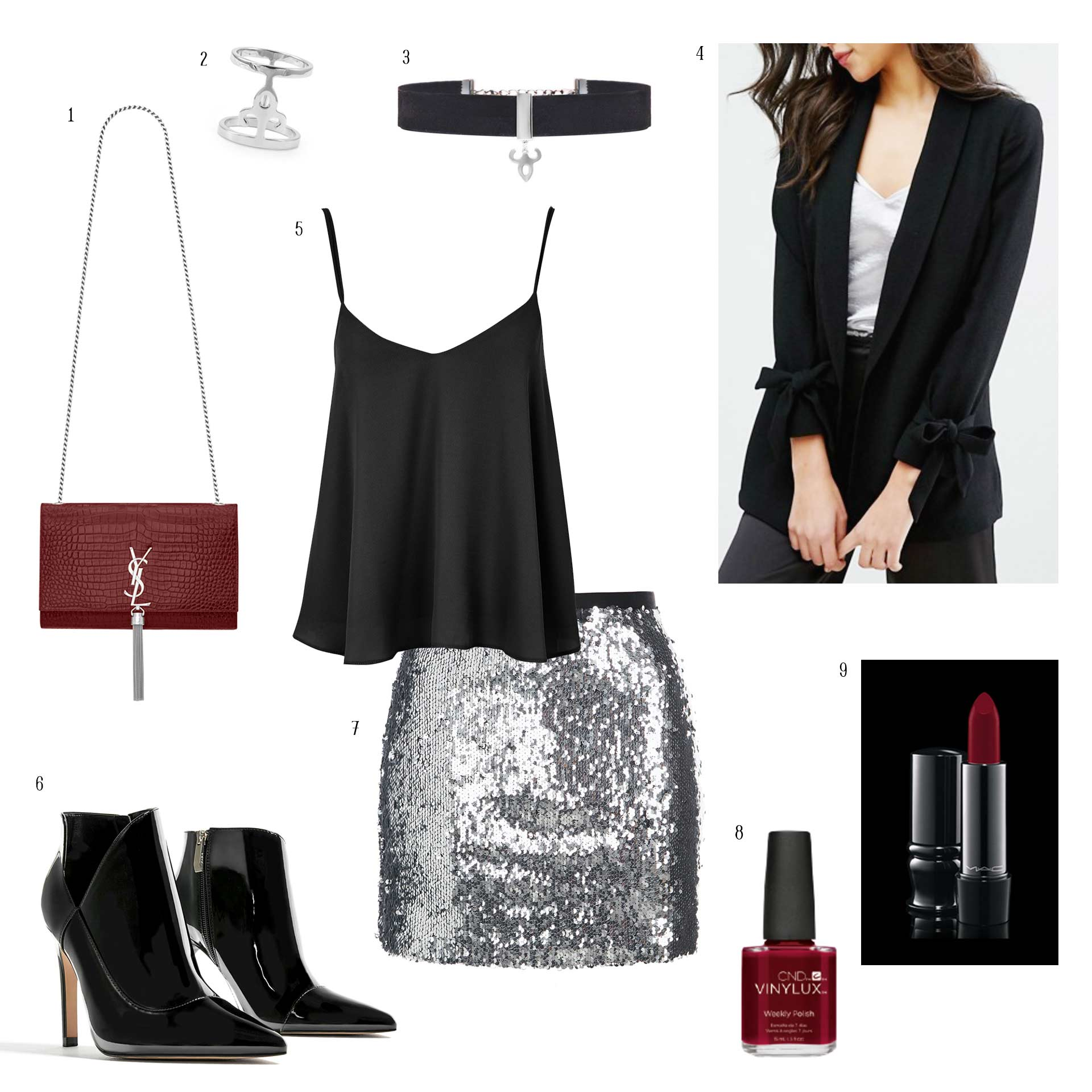 OUTFIT «Ladies Night» BY NADIA