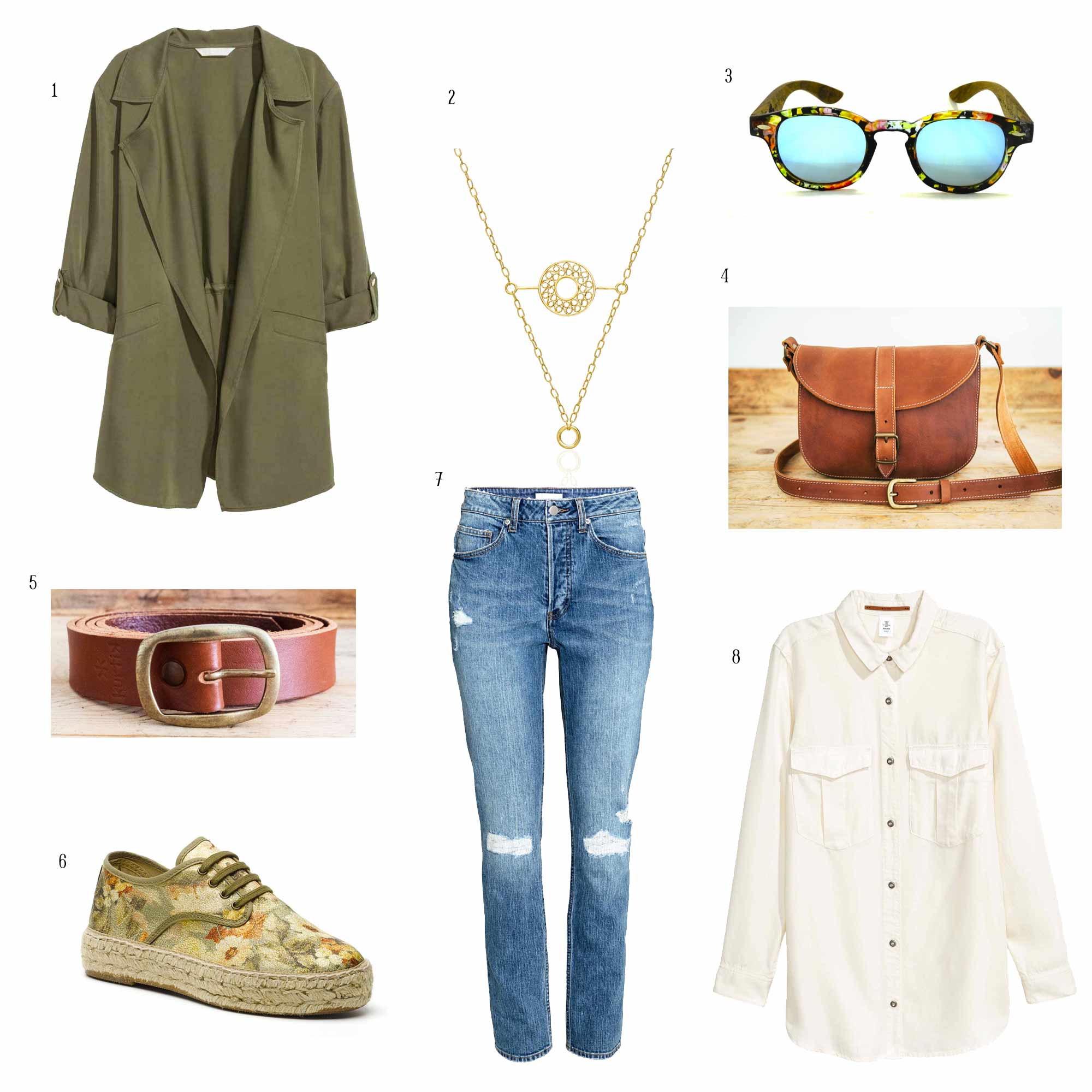 Outfit «eco-friendly» by Nadia